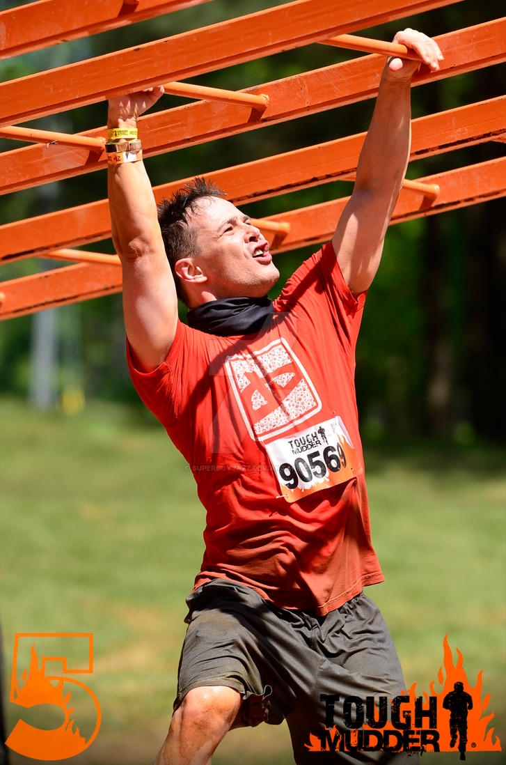 Tough Mudder Atlanta 2015 by superboyjazz