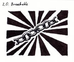 Inktober 2018-20 Breakable