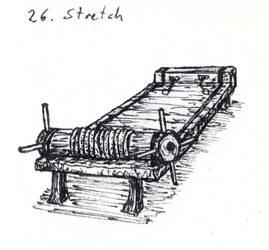 Inktober 2018-26 Stretch