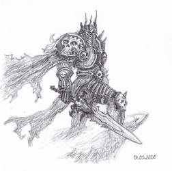 Lich King from WoW study