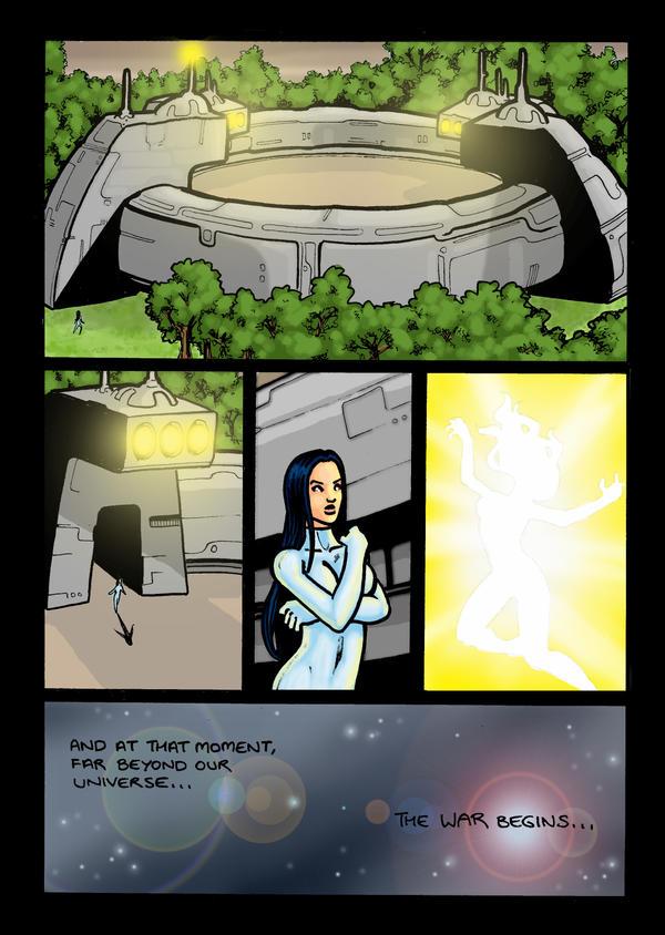 Secret Wars DA: Prologue