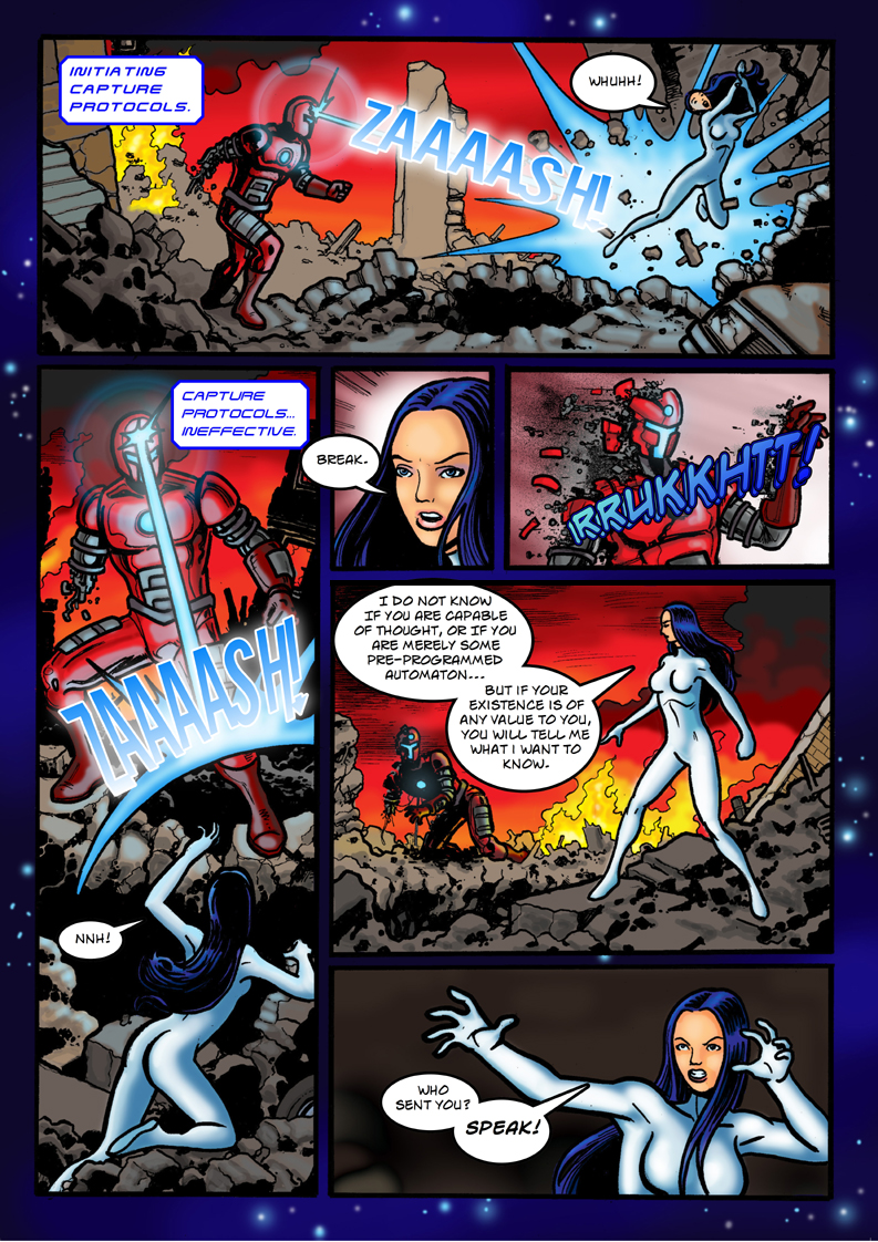 INVASION - Vigil page 2 by Kostmeyer