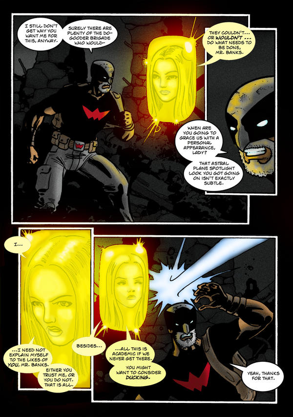 DU Freedom War: Page 2 by Kostmeyer
