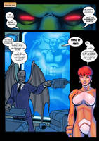 Thunder Force - Templar Trouble page 1 by Kostmeyer
