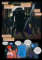 Thunder Force - Templar Trouble page 4 by Kostmeyer
