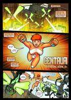 Centauri: Otherworld page 1 by Kostmeyer