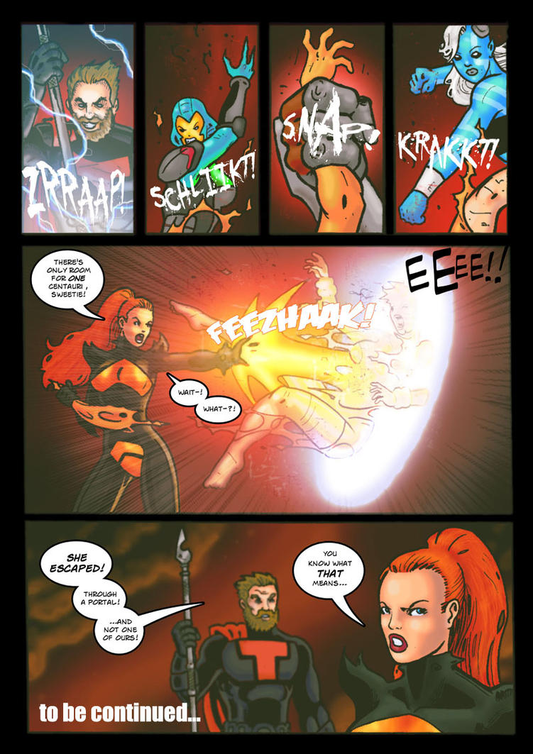 Centauri: Otherworld page 5 by Kostmeyer