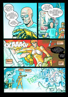 Centauri: Otherworld page 10 by Kostmeyer