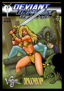 Deviant Universe Team Up: Vigil and Dragonborn