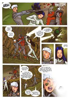 Vigil: Nexus Sigma Chapter Three page 9
