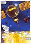 Thunder Force Alpha: Issue 1 pg 1