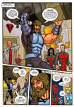 Thunder Force Alpha: Issue 1 pg 3