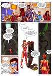 Thunder Force Alpha: Issue 1 page 10
