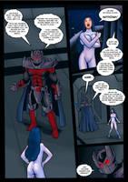Origins - January Challenge pg 3 by Kostmeyer
