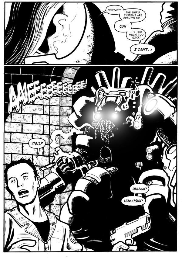 Vigil: The Lost Children - page 22