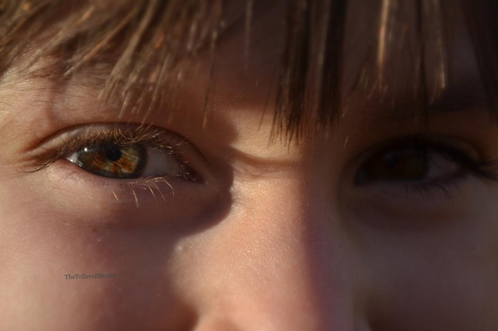 Sectoral Heterochromia in Light by TheTellerofStories on ...