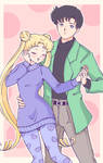Sailor Moon Cute Fanart
