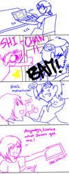 She Got WHAT?!?!?! by Ichigon203
