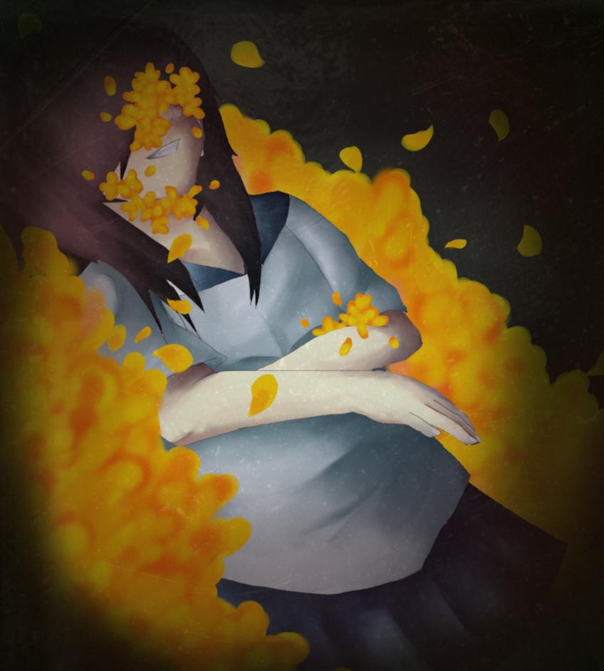 Sleeping Petals by Ichigon203