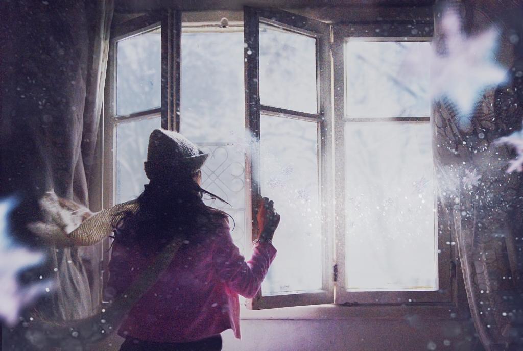 One Wistful Winter by Usra