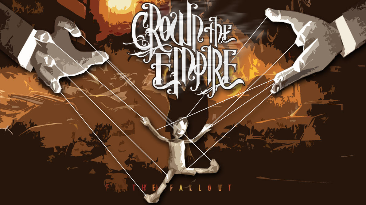 Crown The Empire The Fallout Album Art Crown The Empire Wallp...