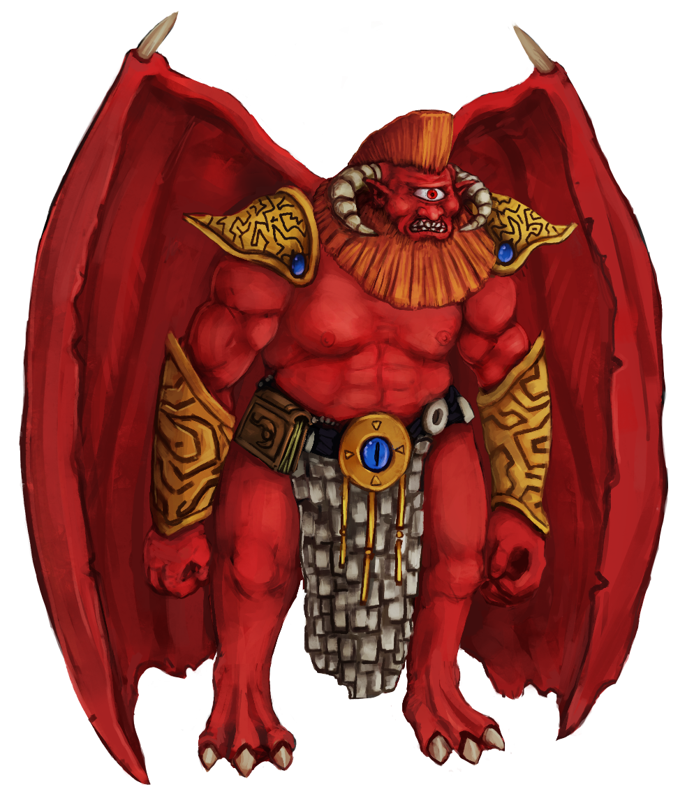 Magnus the Red by Skrumpgoblin