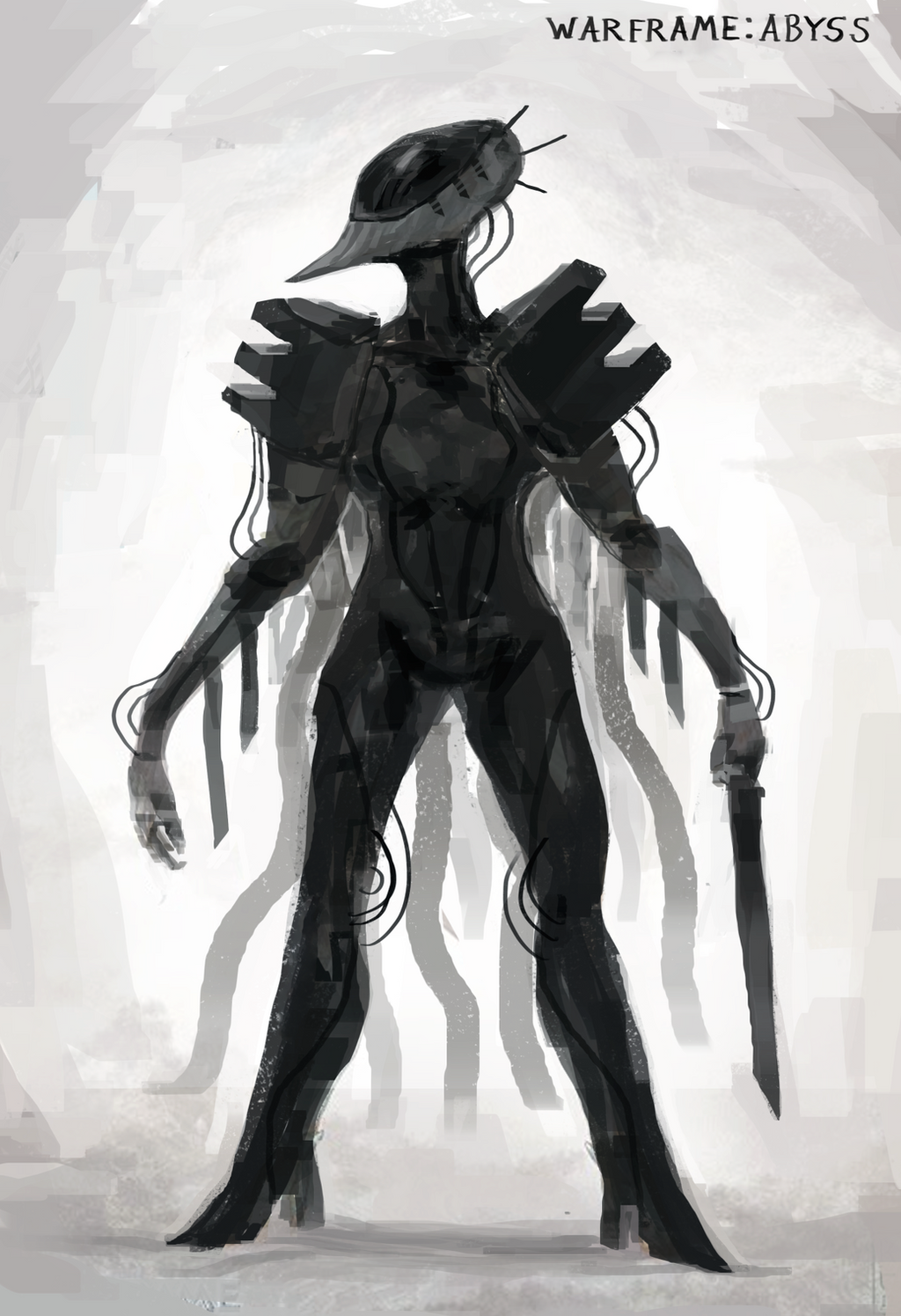Abyss (Fan Warframe) - Fan Concepts - Warframe Forums