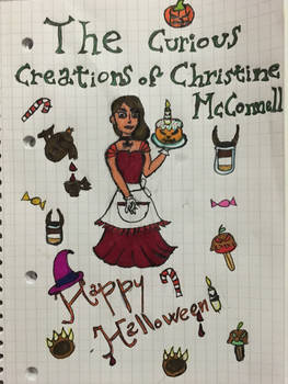 Happy Halloween!! Christine McConnell
