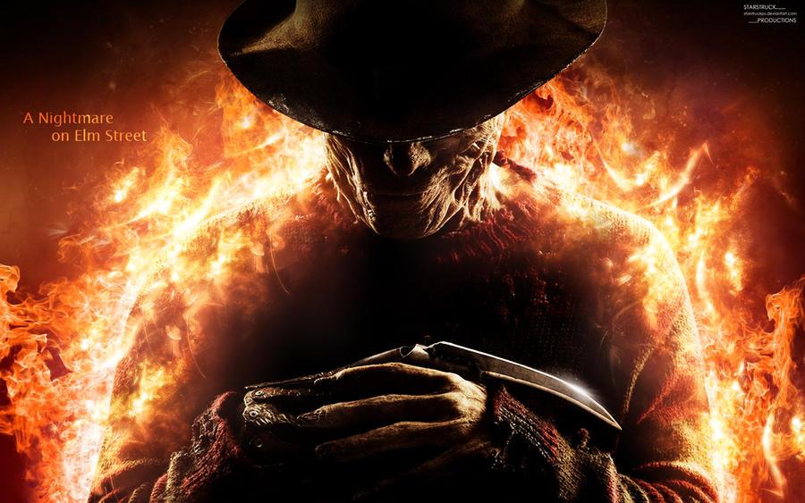 A Nightmare On Elm Street Wallpaper By StarstruckPS