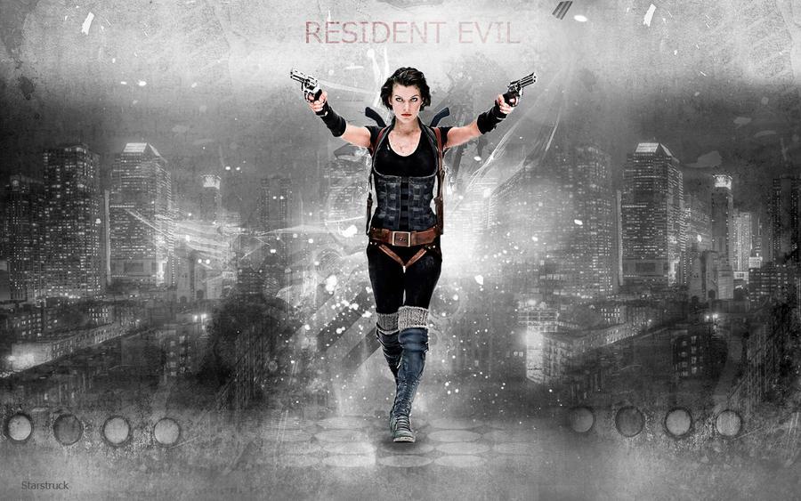 resident evil alice wallpaper - photo #25