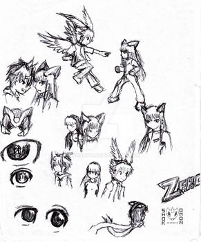 Doodles-Zero and the Guardians