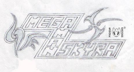 Megaman Skyra LOGO