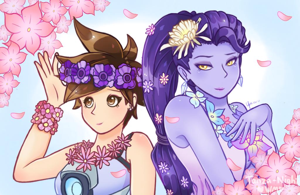 FLOWER POWER! by Tanza-Night