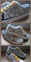 Customised Sneakers 07