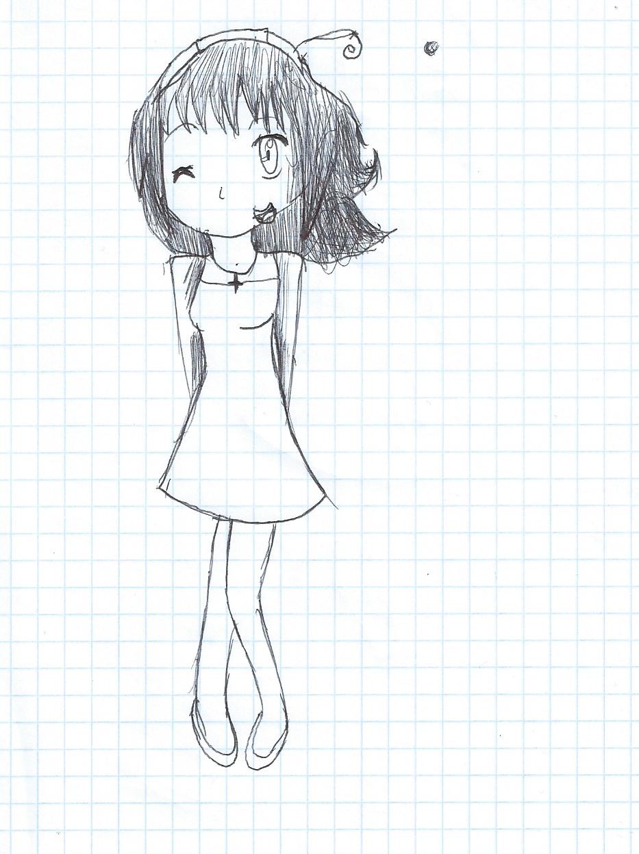 Anime Girl by ChicaSuperKiller