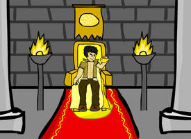 Throne of the Potato Lord