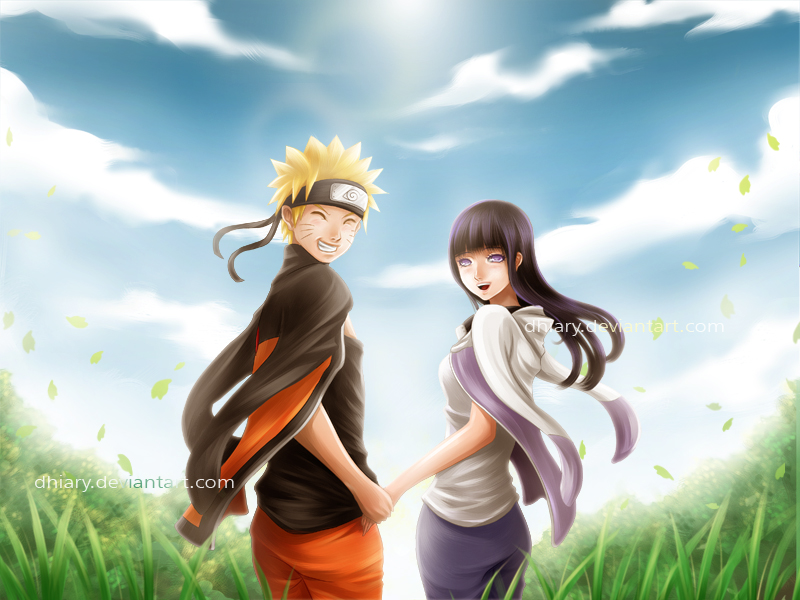 Naruhina - Towards our future by Dhiary