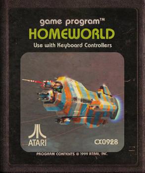 Homeworld Atari Cartridge Icon