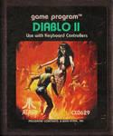 Diablo II Atari Cartridge Icon