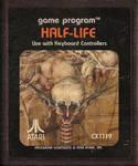 Half-Life Atari Cartridge Icon
