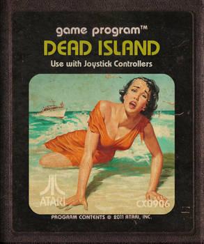 Dead Island Atari Cartridge Icon