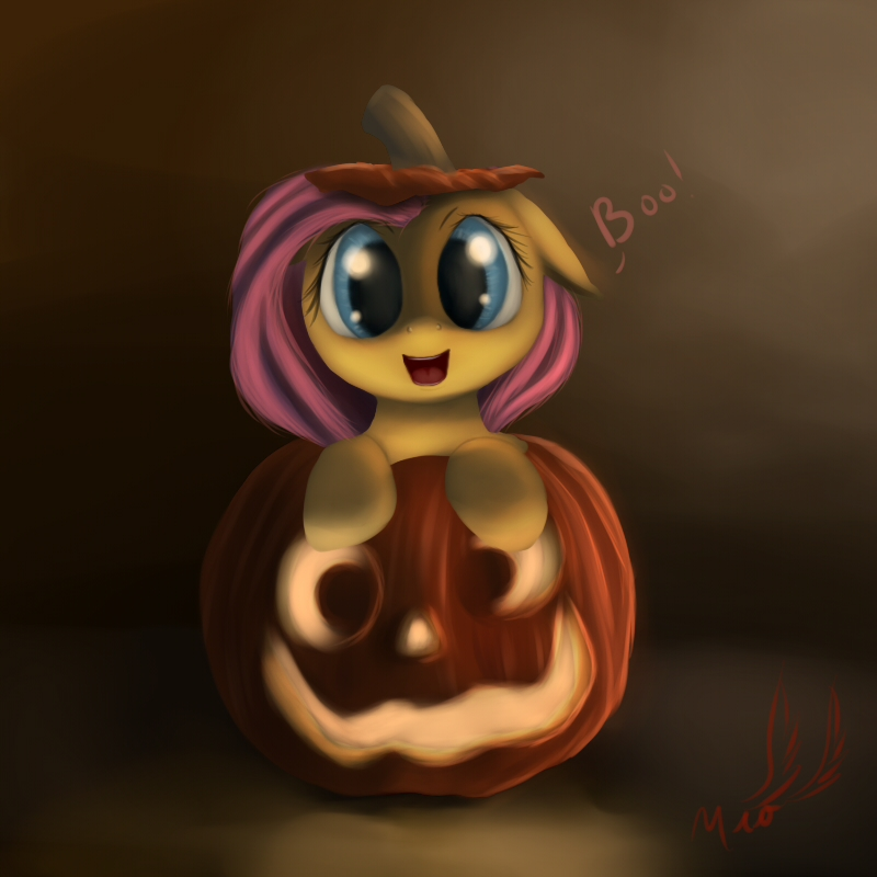 Boo! by Miokomata