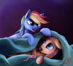 Blanket Ponys