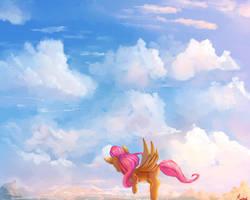 Vast Sky by Miokomata