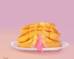 Waffles by Miokomata