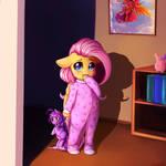 Bedtime Fluttershy