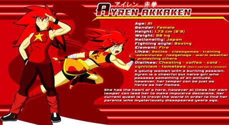 Character Profile: Ayren Akkaken