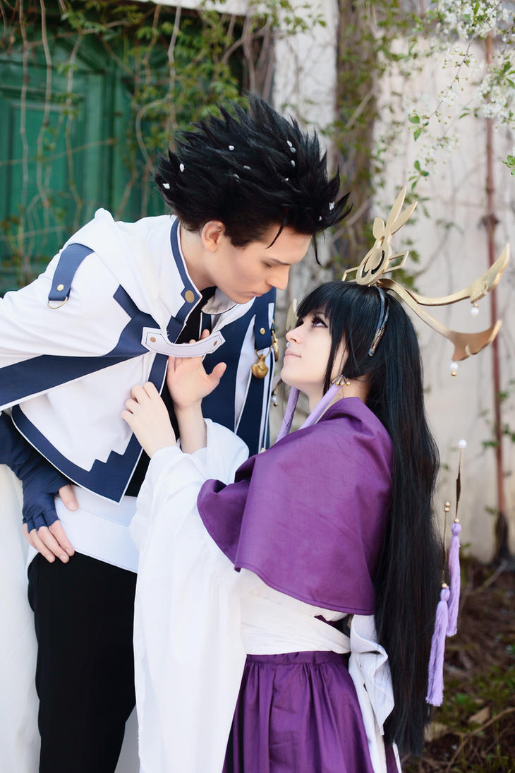 Tsubasa Kurogane cosplay: you are mine by Megraam