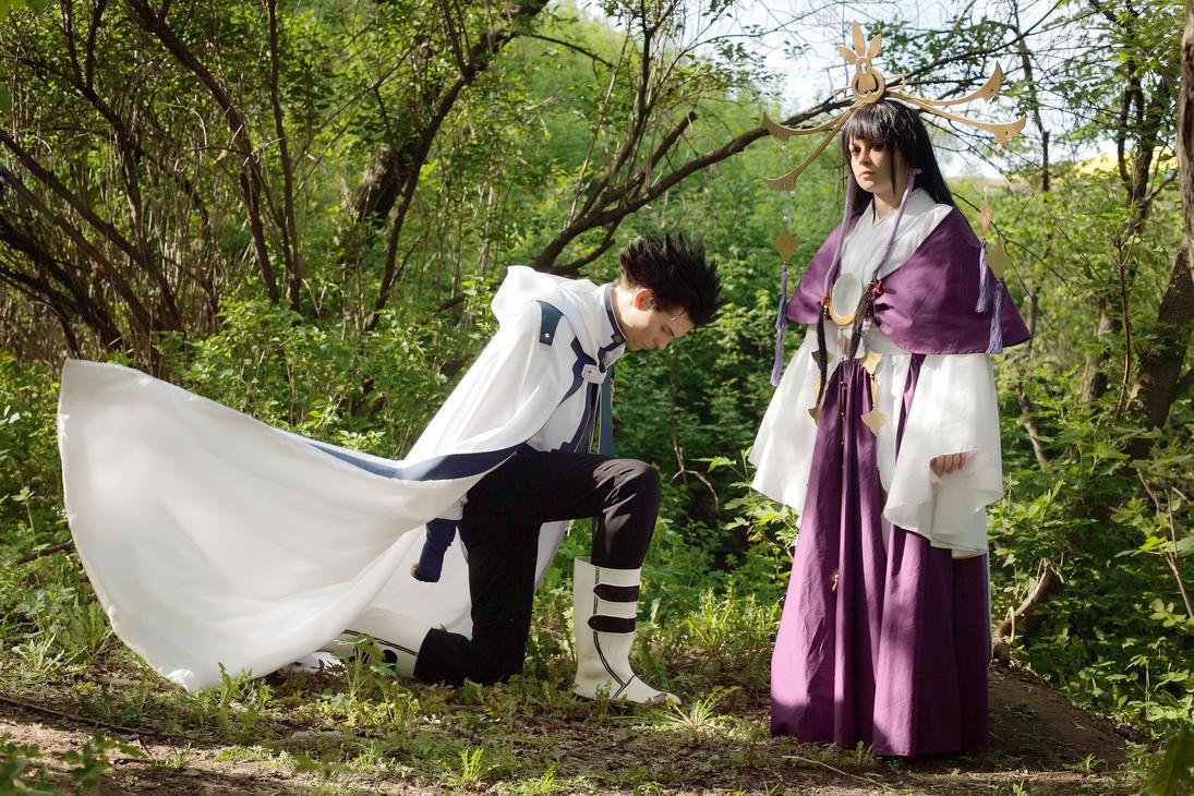 Tsubasa Kurogane cosplay: I am yours by Megraam