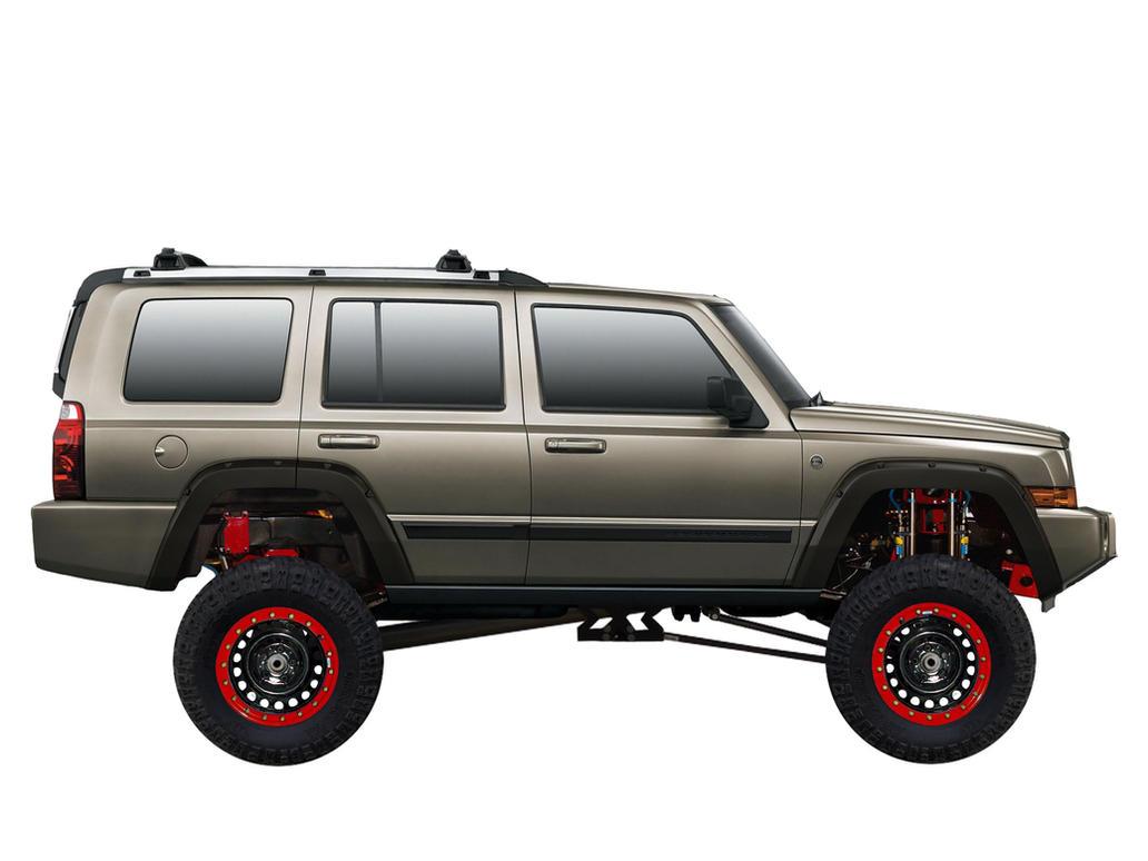 jeep commander modified by spankis on deviantart. Black Bedroom Furniture Sets. Home Design Ideas